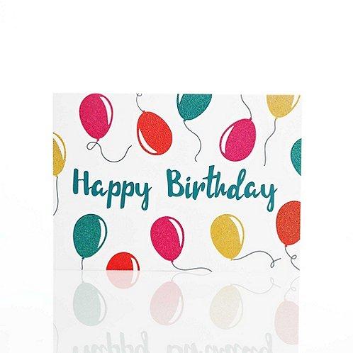 Classic Celebrations - Balloons - Happy Birthday
