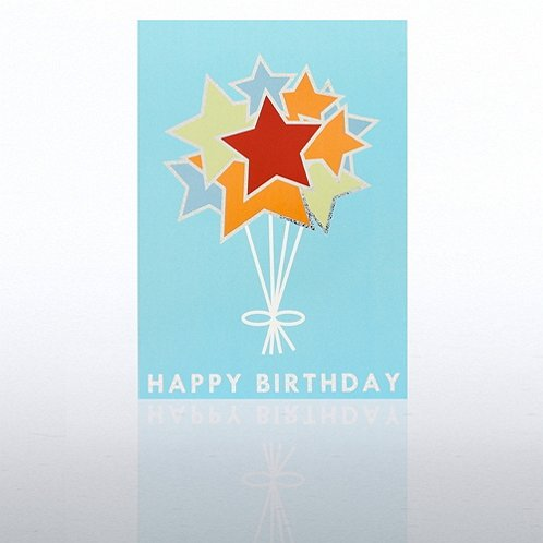 Grand Events - Happy Birthday - Stars