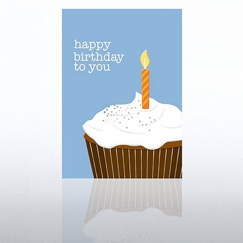 Grand Events - Happy Birthday - Cupcake