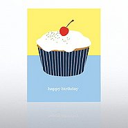 Classic Celebrations - Contemporary Birthday - Cupcake