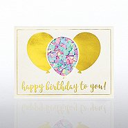 Classic Celebrations - Confetti Cheer - Birthday Balloons