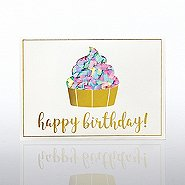 Classic Celebrations - Confetti Cheer - Birthday Cupcake