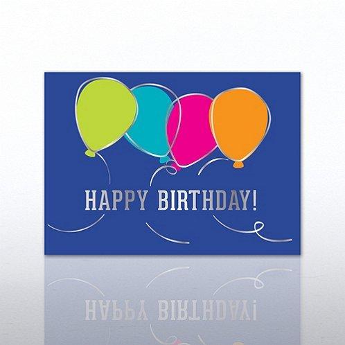 Classic Celebrations - Happy Birthday Classic Balloons