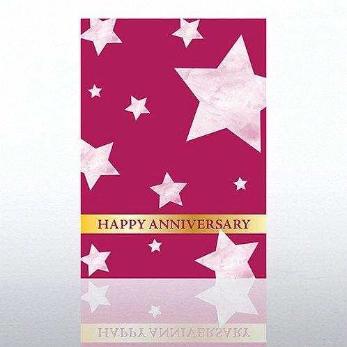 Classic Celebrations - Anniversary Bravo - Star Collection