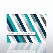 Classic Celebrations - Anniversary Bravo - Foil Stripes