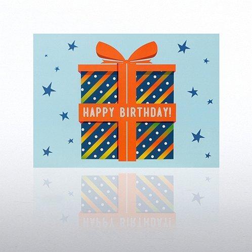 Classic Celebrations - Happy Birthday - Present
