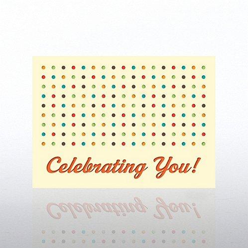 Classic Celebrations - Celebrating You Poka Dots