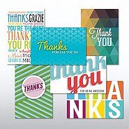Value Greeting Card Assortment - Thank You