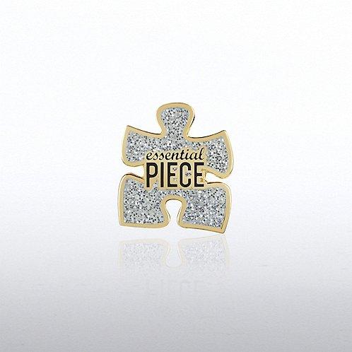 Lapel Pin - Glitter Essential Piece