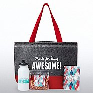 Tote-ally Fantastic Gift Set - Thanks for Being Awesome
