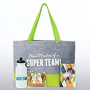 Tote-ally Fantastic Gift Set - Proud Member of a Super Team
