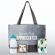 Tote-ally Fantastic Gift Set - You are Truly Appreciated