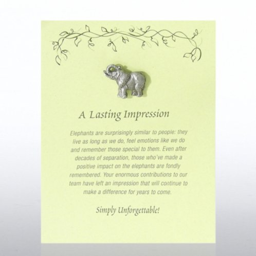 lasting impressions company case study Every brand wants to leave a lasting impression on new customers  our clients   case studies  it can be difficult to create great impressions on that very first  experience though if you do not know the proper steps to take  world,  consumers know they have the power to select any company they want.