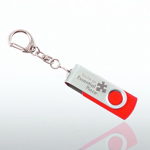 USB Key Chain - Essential Piece