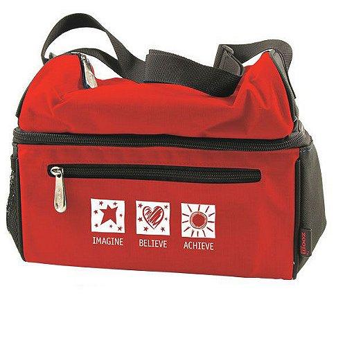 Premium Insulated Cooler Bag - Imagine Believe Achieve