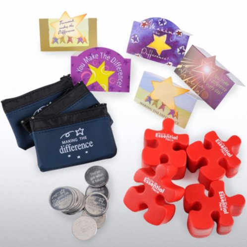 Employee Gifts Under $5 Bundle at Baudville.com