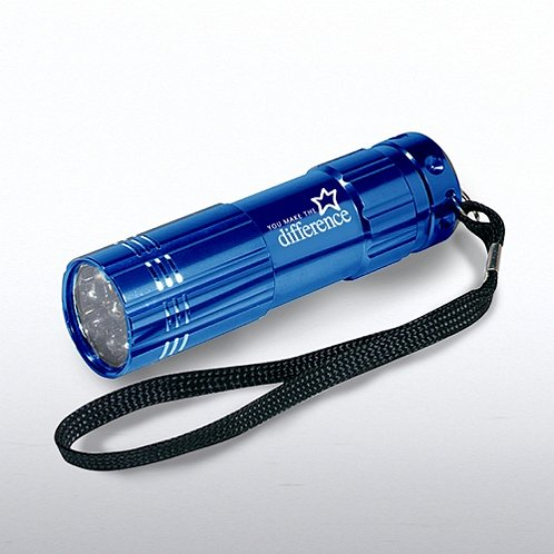 Elite LED Flashlight - You Make the Difference