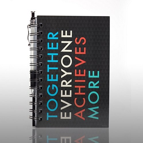 Journal & Pen Gift Set - T.E.A.M.