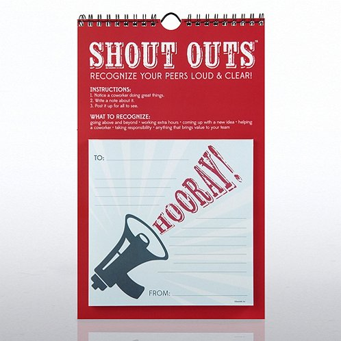 Shout Out - Hooray! - CLOSEOUT