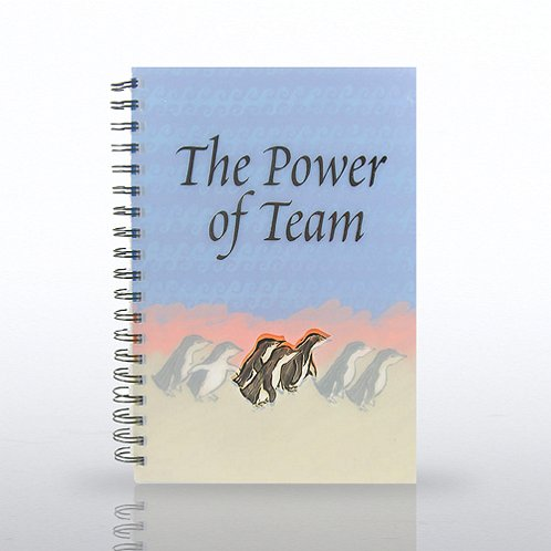Right On Journal - Penguin: The Power of Team