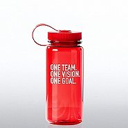 Value Wide Mouth Wellness Bottle - Team, Vision, Goal
