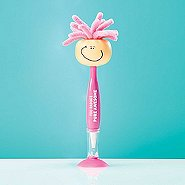 Goofy Guy Mop Topper Pen - You Radiate Pure Awesome