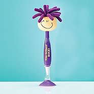 Goofy Guy Mop Topper Pen - You Totally Rock!
