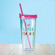 Super Teacher Tumbler