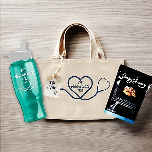 Totes Delish Gift Set - We Appreciate You Stethoscope