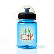 Junior On-the-Run Water Bottle - Epic Team