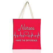 Colorific Tote - Nurses Make the Difference.