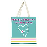 Colorific Tote - MAD: It's What We Do