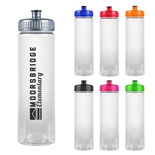promotional color splash water bottle at. Black Bedroom Furniture Sets. Home Design Ideas