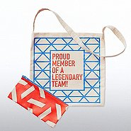 Totes Amazing Gift Set - Proud Member Of A Legendary Team