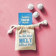 Holiday Snowball Seeds