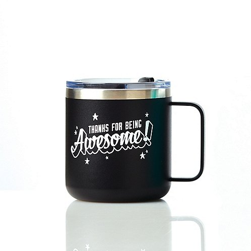 Adventure Mug - Thanks for Being Awesome!
