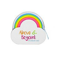 Rainbow Roll Memo Tape - Above & Beyond: It's What I Do