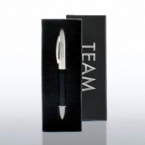 Silver Gift Pen - T.E.A.M
