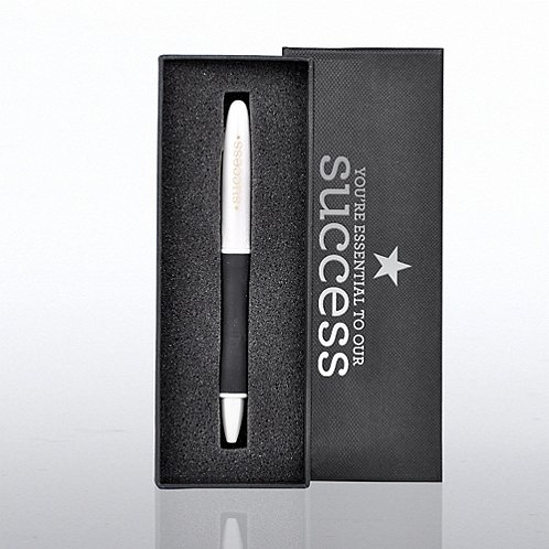Silver Gift Pen - You're Essential to Our Success