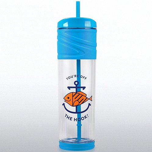 California Tumbler - Fish: You're Off the Hook