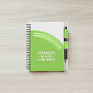 Color Pop Value Journal & Pen - Teamwork: Secret to Success