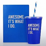 Neon Gift Set - Awesome: It's What I do