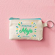 Hipster Card Carrier - Positive Mojo