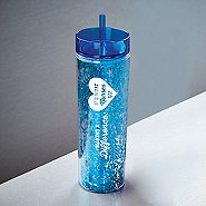 Confetti Healthcare Tumbler - MAD: It's What Nurses Do!
