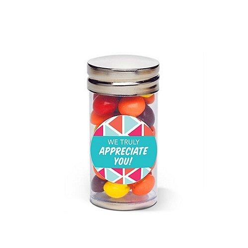 Sweet Treat Skittles Tube - We Truly Appreciate You!