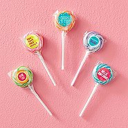 Swirly Twirly Lollipop 5-Pack