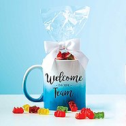 Gummy Mug Gift Set - Welcome To The Team