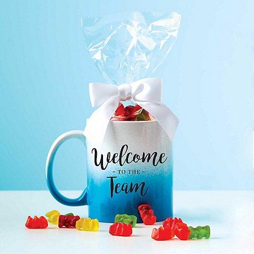 Gummy Mug Gift Set - Welcome To The Team