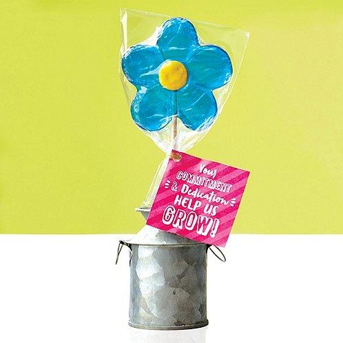 Daisy Lollipop - Your Commitment & Dedication Help Us Grow!