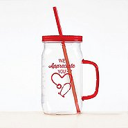 Nurse Mason Jar Value Tumbler - We Appreciate You